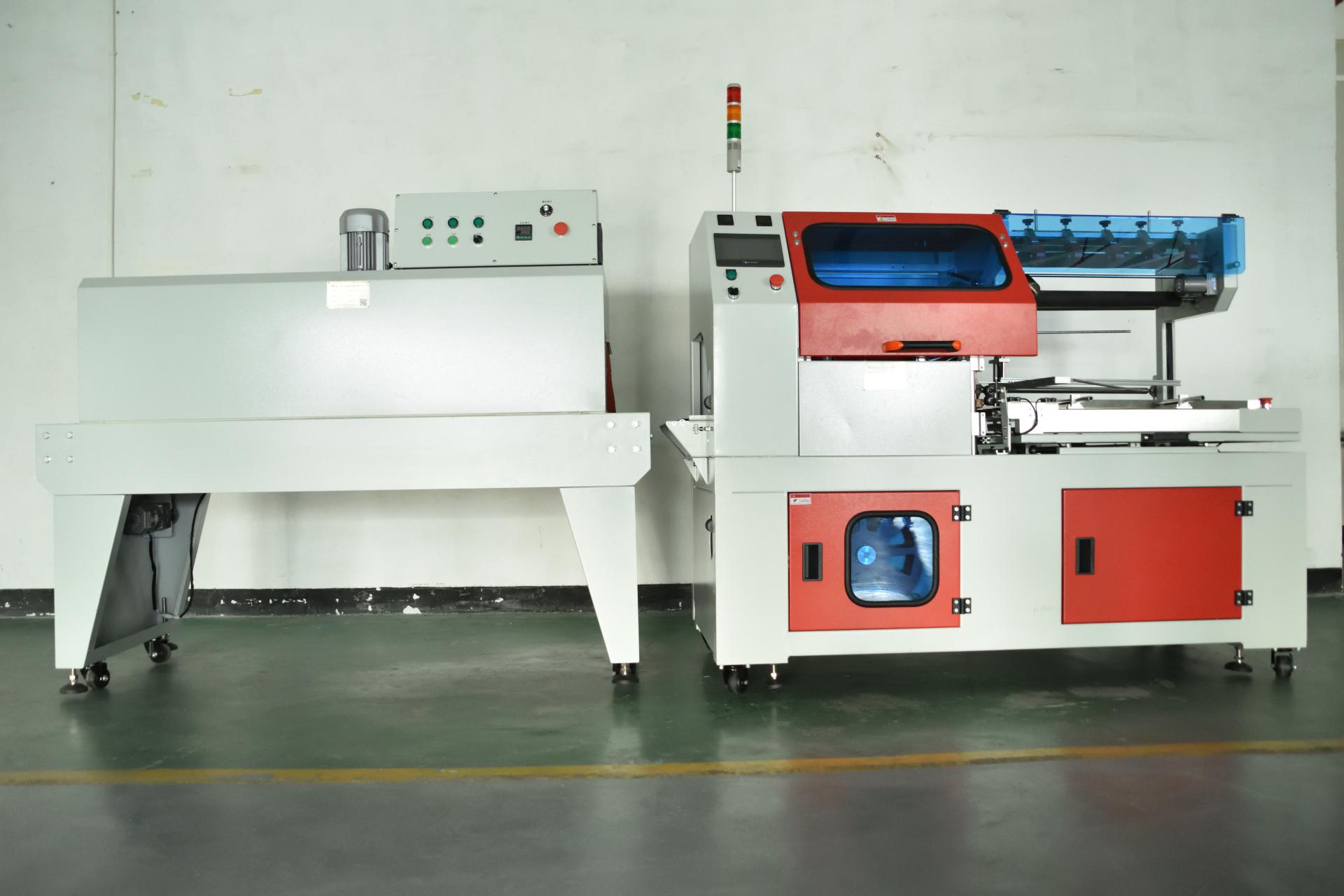 薄膜包装机展示