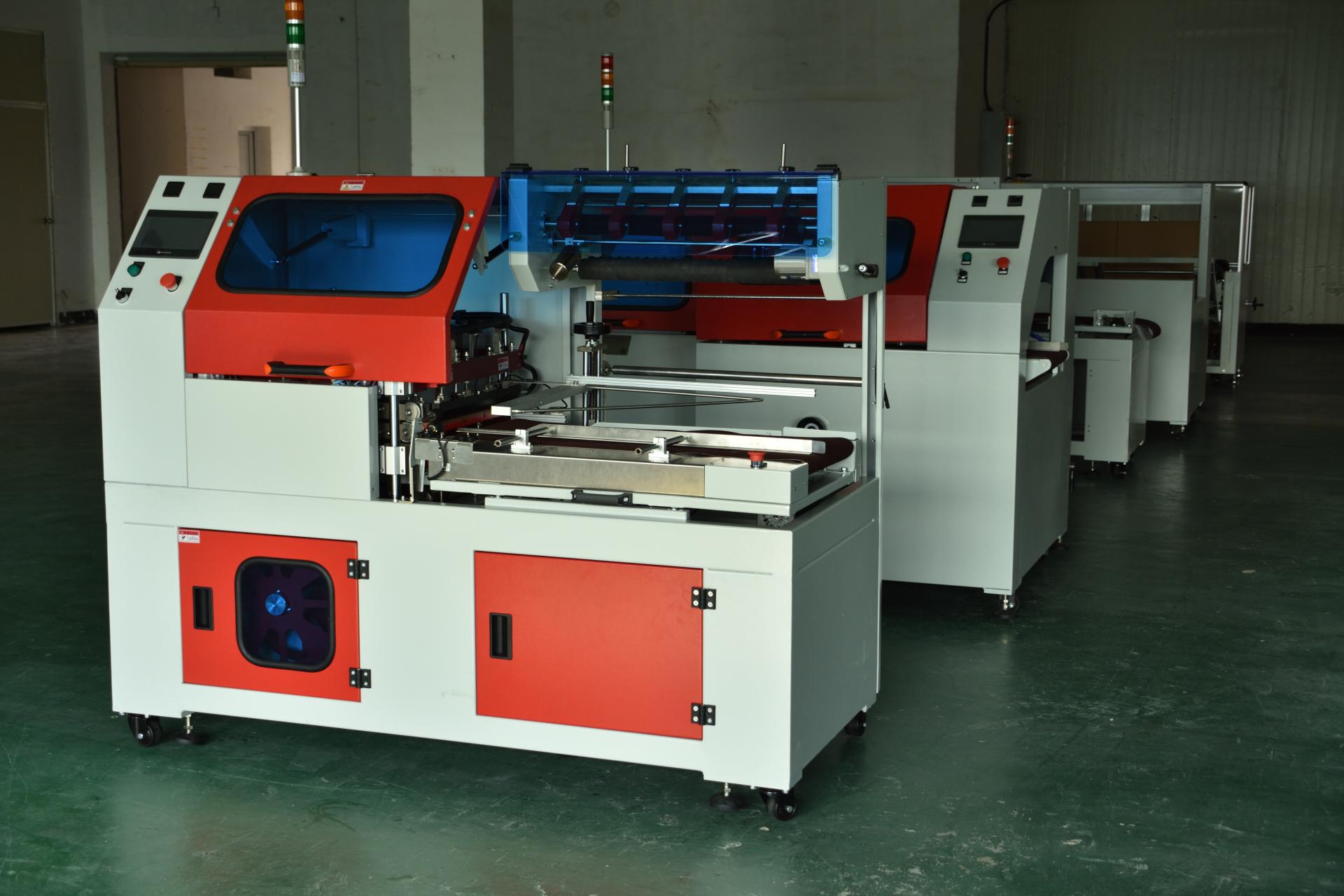 茶叶包装机产品展示