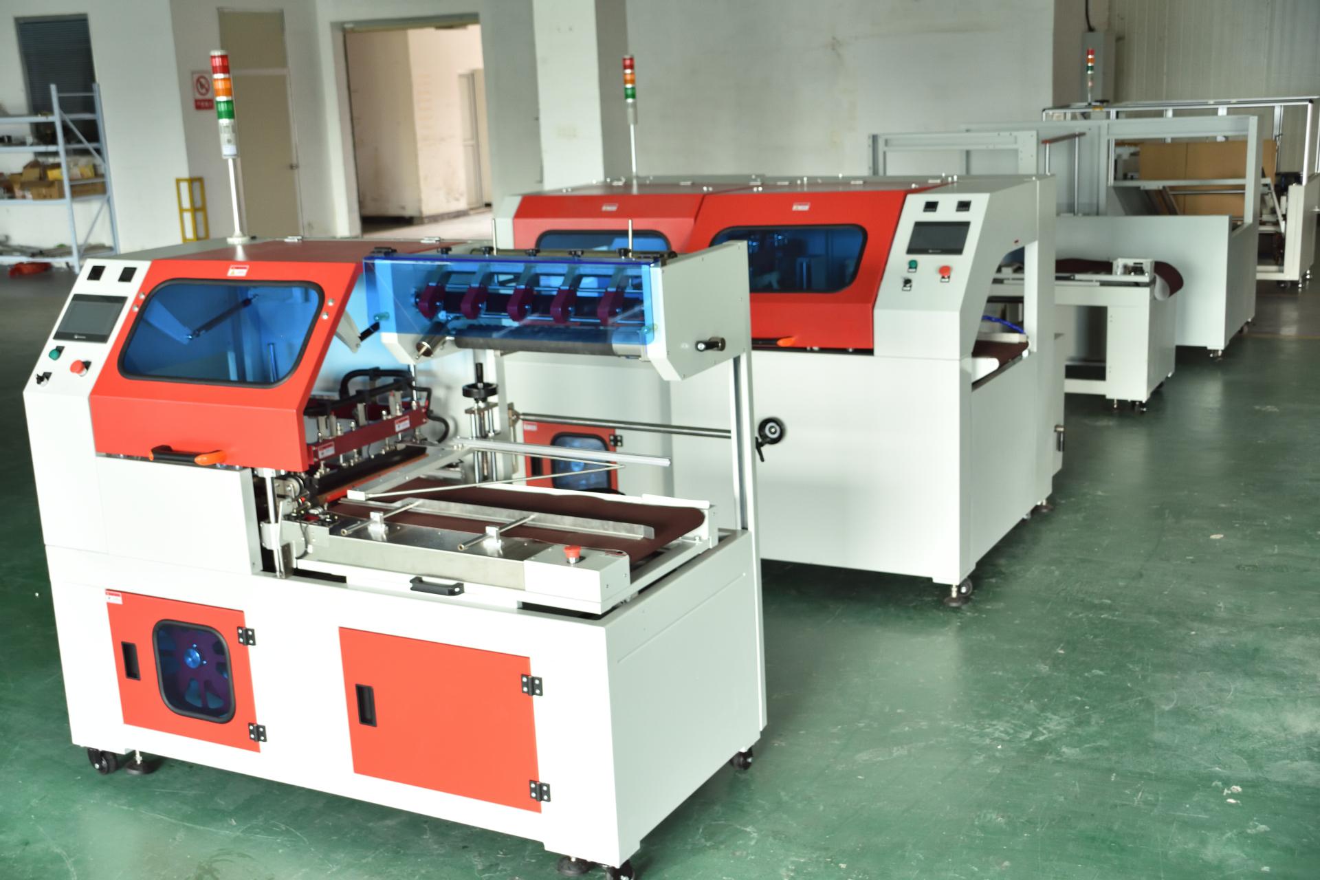 多功能包装机产品展示